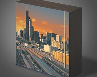 Roosevelt Rd--6x6 panel