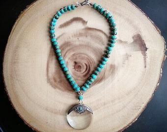 Magnifier Necklace