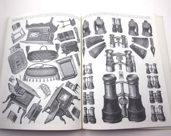 Goods and Merchandise Cornucopia of Nineteenth Century Cuts 1980s Dover Book William Rowe Copyright Free Illustrations Clip Art 1700 Images