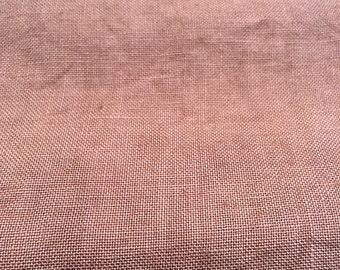 "40ct Desert Sand Linen 8"" x 8""  piece for ""Necklace Pieces Set One"" pattern."