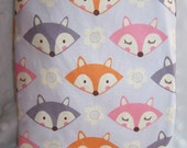 FREE Shipping Fox Reusable Sandwich Snack Bag