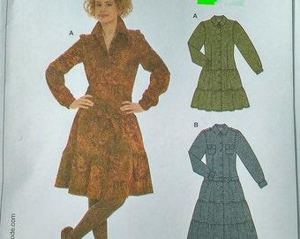 Burda Dress Pattern 8036