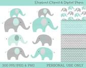 Elephant Clipart / Elepha...