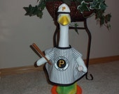 CUSTOM ORDER (Cindy Haas) Pittsburgh Pirates XL  Player Outfit by DressYourGoose