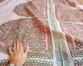 Saved for Kazumi. Marimekko Pink satula by the yard Fabric