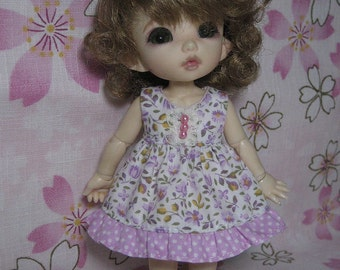 Flowers Dress for Lati Yellow / Pukifee