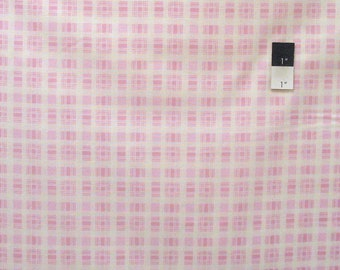 Tanya Whelan PWTW067 Rosey Plaid Pink Fabric By The Yard