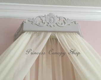 Princess nursery decor, princess nursery ballerina, nursery ballerina crib decor