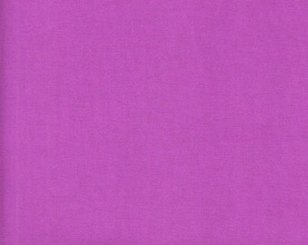 Free Spirit Designer Solids Petunia by the yard