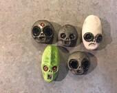 Ceramic Monster Combo Pack (set of 5)