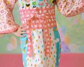 Girls Kimono Dress - Whatever the Weather Dress - Girls Kawaii Dress