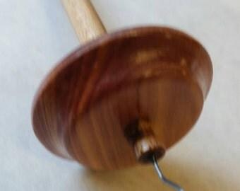 0.23 oz. Cedar Mini Drop Spindle 1476