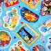 Disney licensed fabric Disney Cartoon Pixar series Finding Nemo Monster Inc Toy Story Cars fat quarter