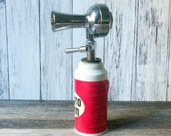 Alarm Horn air horn WWII Horn Falcon Horn Distress Horn Boat Horn Vintage Horn