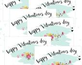 Valentine Tags Printable