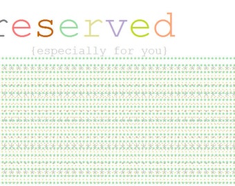 RESERVED FOR LC