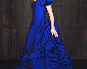 Interview with the Vampire Claudia's Gothic Victorian Gown Halloween Upscale Costume Custom