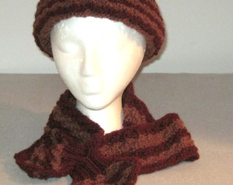 New Design Hat and Scarf