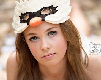 Odette the Swan Mask