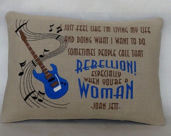 Joan Jett Etsy