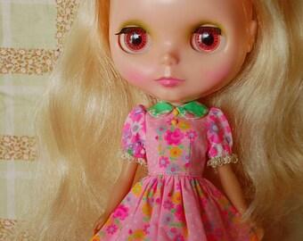 Blythe floral dress