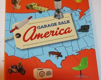 GARAGE SALE America Book- Flea Market Tips- Insider Information- Bruce Littlefield