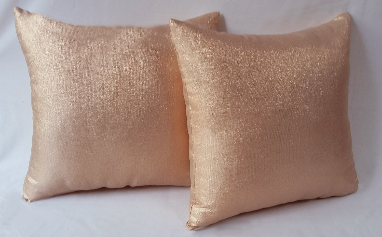 rose gold pillow rose gold decorative pillow rose gold decor throw pillow - Gold Decorative Pillows