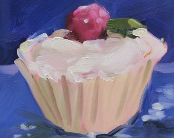 MMMmmmmm...a still life in oils painted by South Carolina artist Linda Hunt...imressionism, impressionisti