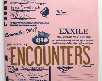 Encounters: by Dean Sameshima (Mature Content)