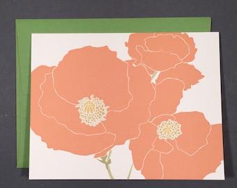 Poppy Card Set