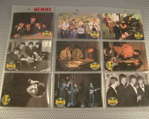 Nine New Vintage 1993 Beatles Collection River Group Apple Corps Promo Trading Cards