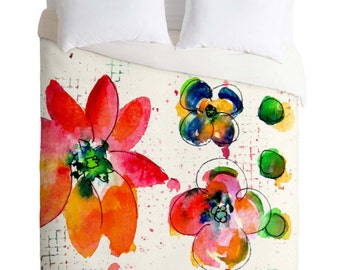 Boho Chic Duvet Cover