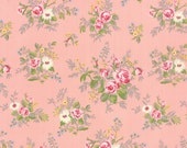 Pink Windermere Fabric - Moda - Brenda Riddle Designs - 18610 18