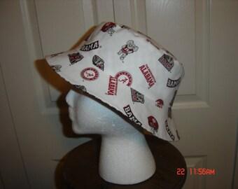 Alabama Reversible Bucket Hat