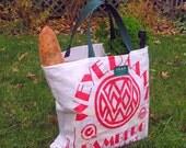Market Bag from Malt bag