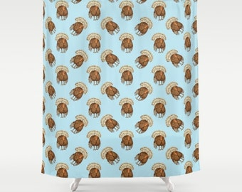 Funny Shower Curtain Etsy