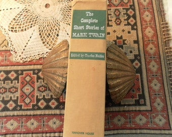 The Complete Short Stories of Mark Twain  1957 vintage hardcover