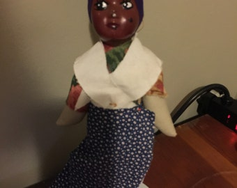 Black Mammy doll