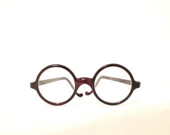 iconic eyeglasses etsy