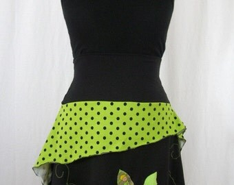 Mumiah skirt Little Prince and peas