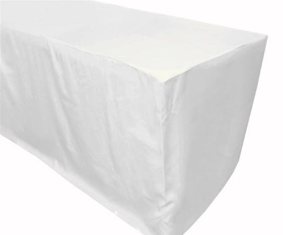 8ft Fitted Tablecloth Personalized Table Cloth By Accentcreate