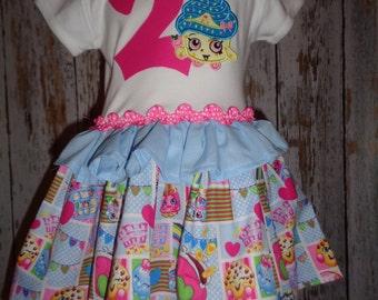 Shop Kin Cupcake Ruffled dress