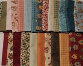 NEW Garden Days Spring Fabric Bundle Quilt Craft Fat Quarter Bundle- The Full Line