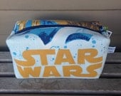 Star Wars Zipper Pouch Recycled