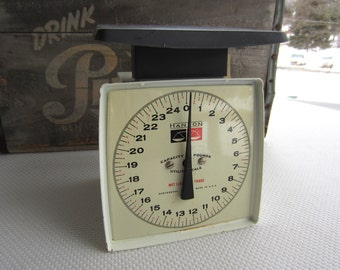 Vintage Kitchen Decor Hanson Utility Scale