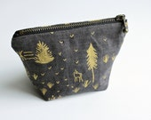 Coin Pouch - Gold Homestead