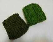 Reserved -  Crochet Wristband Wallet