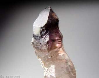 Curvy Super Seven Melody Stone, Small Rare Crystal // Third Eye & Crown Chakra // Crystal Healing // Mineral Specimen