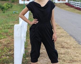 SALE 25 USD--BN021--Cute cotton jumpsuit