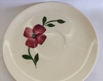 Blue Ridge Southern Pottery Saucer